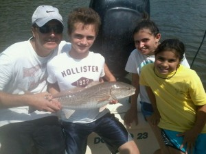 Nick's redfish